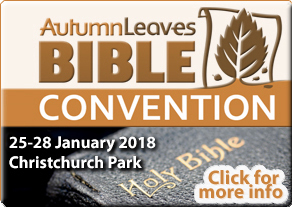 Autumn Leaves Bible Convention - 2018
