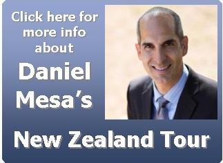 Daniel Mesa's NZ Tour