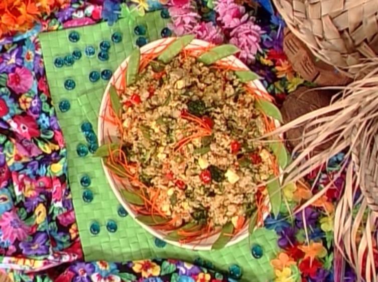 Island Vegetables Stir Fry