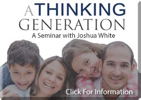 Joshua White Seminar