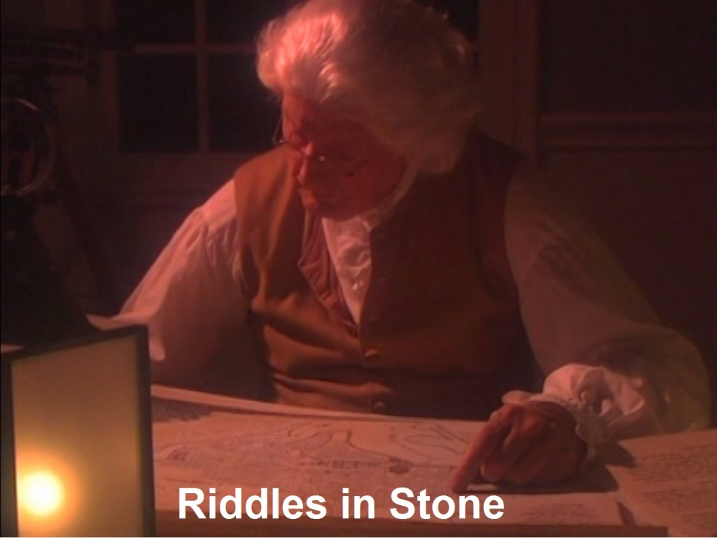 Riddles in Stone