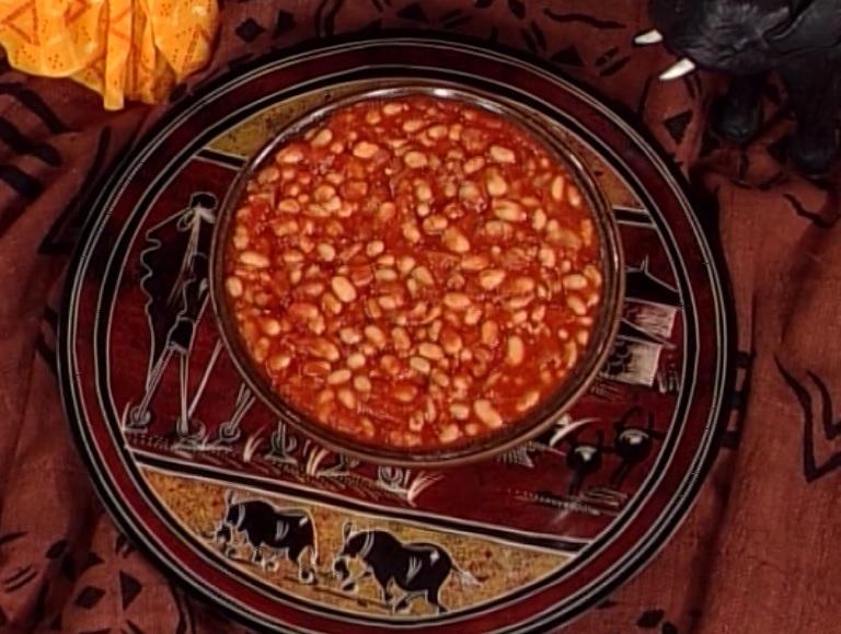 Safari Baked Beans