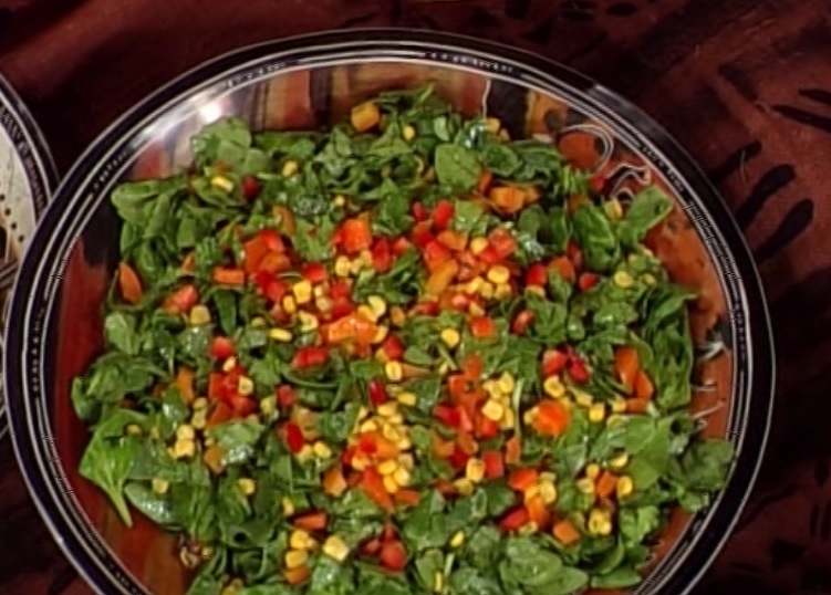 Sedaven Spinach Salad