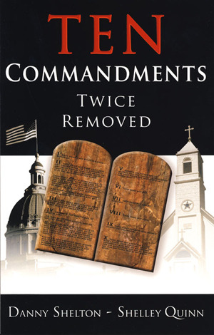 Book: The Ten Commandments Twice Removed