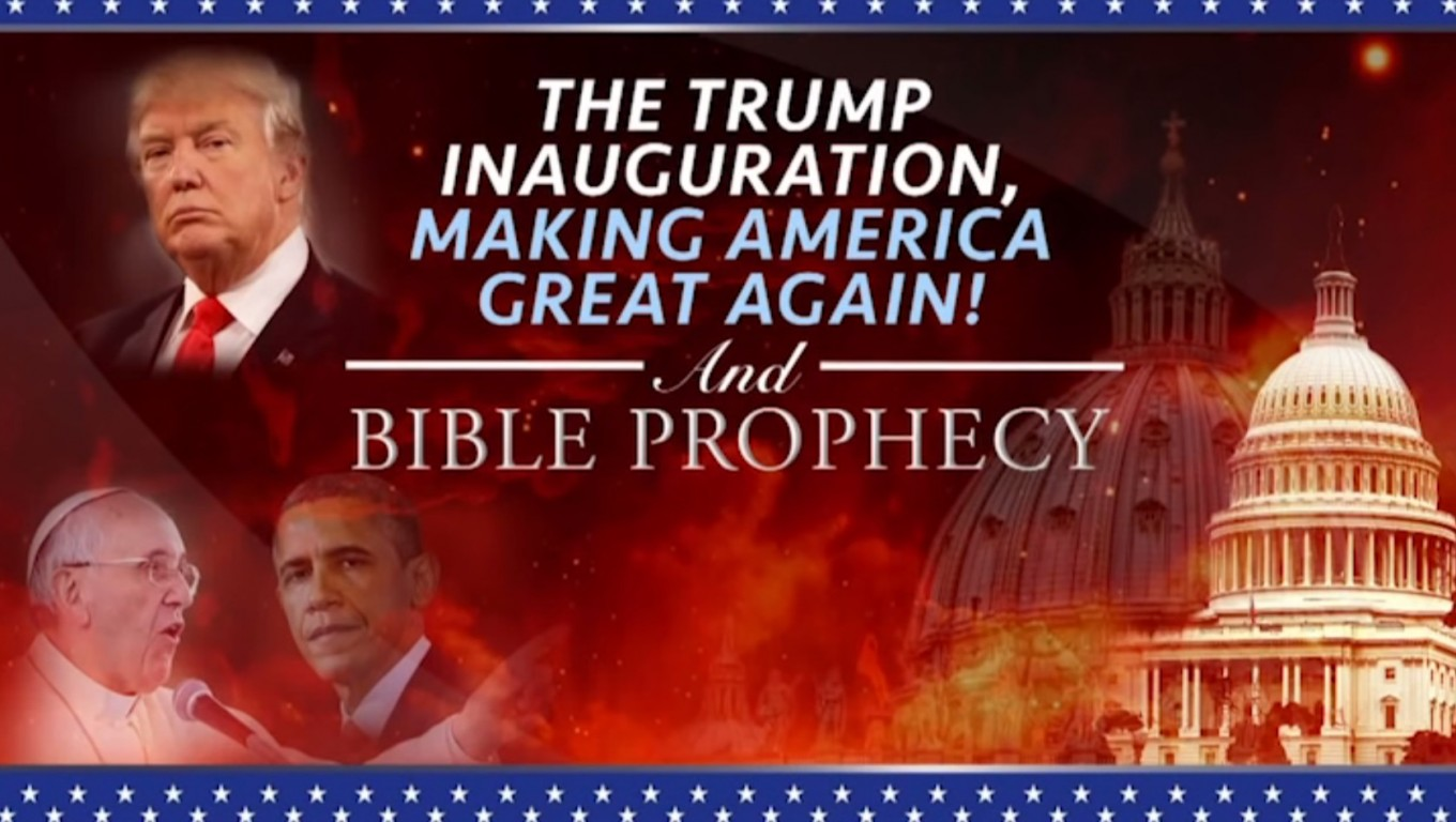 The Trump Inauguration and Bible Prophecy