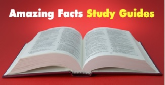 Amazing Facts Study Guides