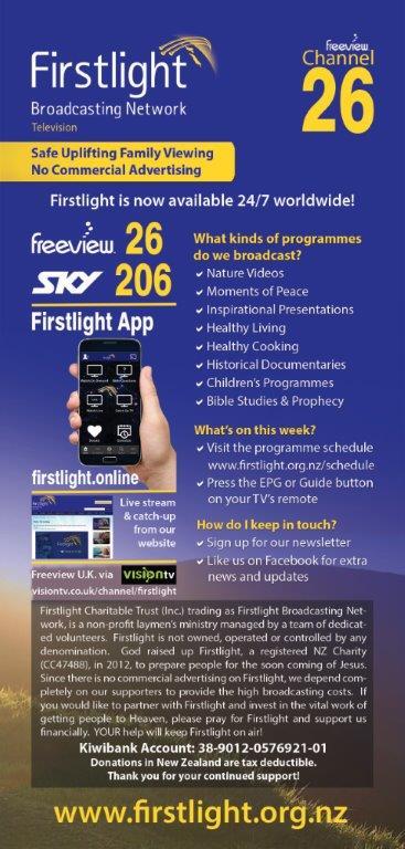 Firstlight Flyer